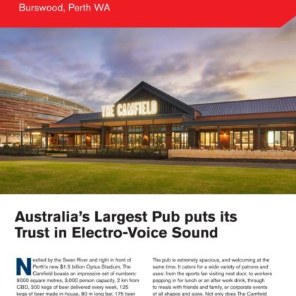 Electro Voice Case Study The Camfield Copy Page 001